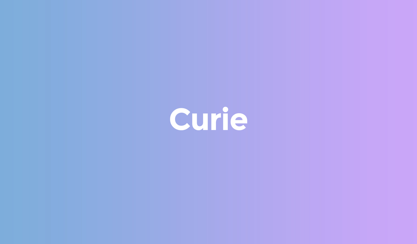 Currie Web Design